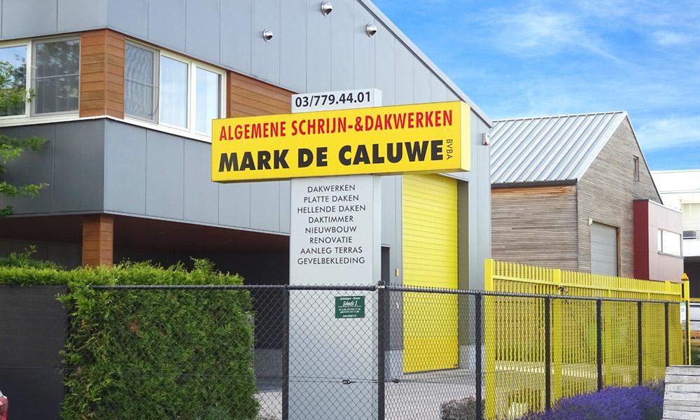 schrijnwerk / dakwerken Marc De Caluwe