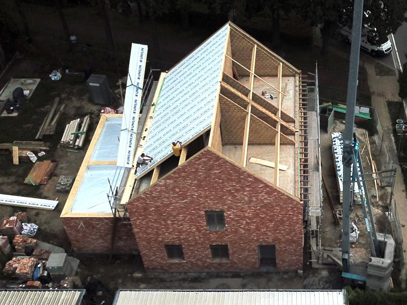 Dakwerken Mark De Caluwe - Hellende daken