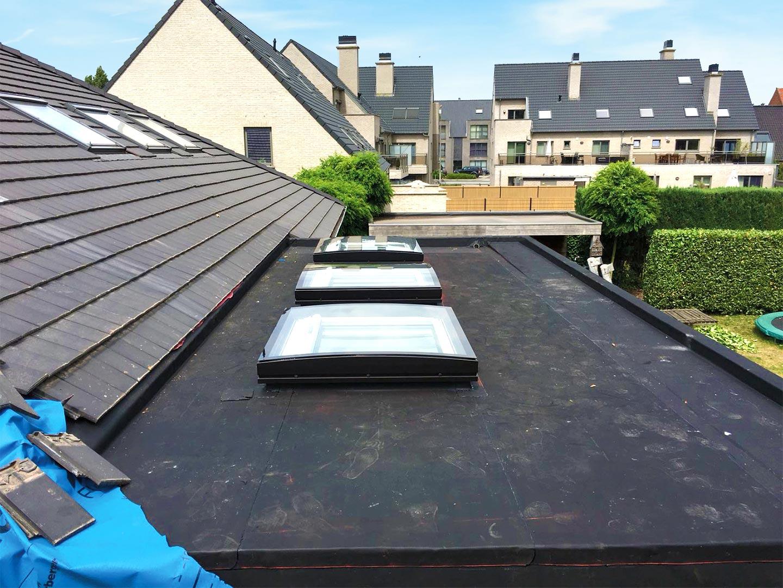Platte daken - Mark De Caluwe