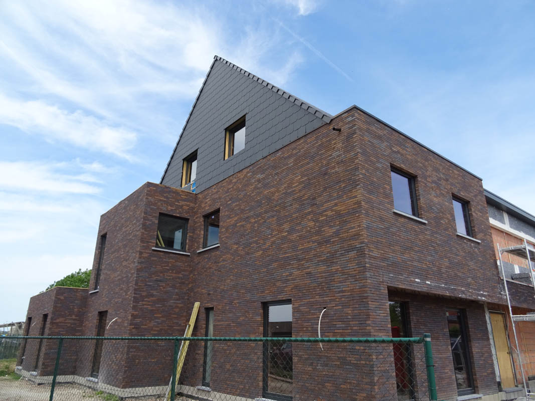 hellende daken - Mark De Caluwe